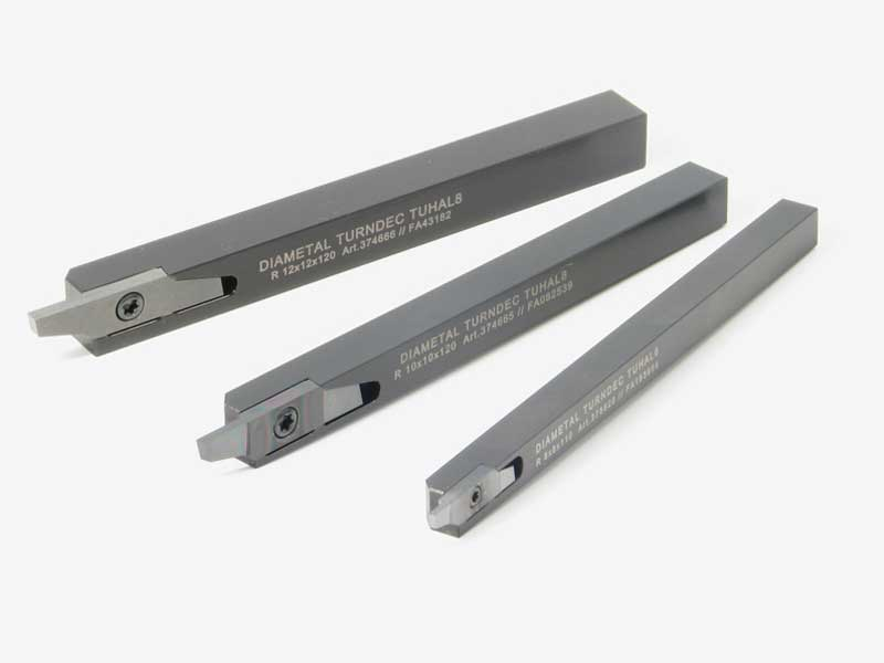 TURNDEC carbide Grooving tools from Schell