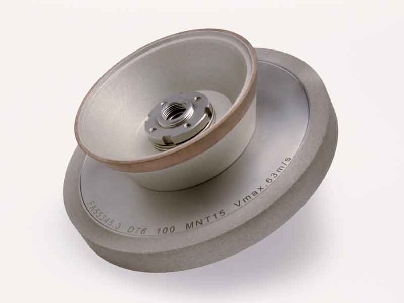 Multiple diamond grinding wheel set from SCHELL