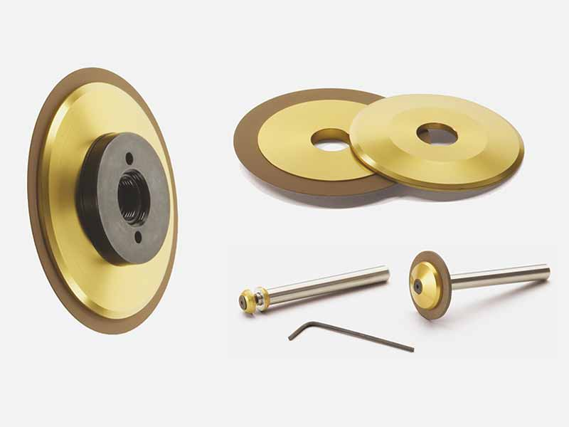 DIACUT ultra-thin slot grinding wheel and cut-off wheels, type 1A8 from SCHELL