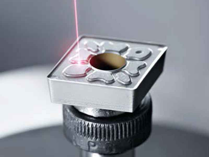 PCD tool machining by laser